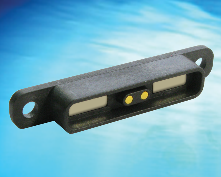 Magnetic Connector offers sleek looks, excellent connectivity, easy mating, and ingress protection and new version now offers elevated current carrying capability