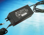 GTM96600-65VV.V-P3, ITE / Medical Power Supply,  60601-1-4th Ed. , Desktop/External, Regulated Switchmode AC-DC Power Supply AC Adaptor, , Input Rating: 100-240V~, 50-60Hz, See \