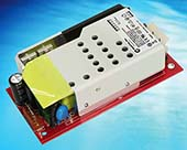 GTM96700-BWWVV-F, Medical Power Supply, Open Frame/Internal, Regulated Switchmode AC-DC Power Supply AC Adaptor, , Input Rating: 100-240V~, 50-60 Hz, Molex 26-60-4050 5 Position Header Pin 1: Gnd, Pin 2: Removed, PIN 3: Neutral, Pin 4: removed, Pin 5: Line, Output Rating: 70 Watts, 5-56V in 0.1V increments, Approvals: ETL ETL CB 60601-1 2MOPP CB S-Mark IEC/EN 60601-1 CB CE China RoHS Class I EAC RoHS Ukraine VCCI WEEE